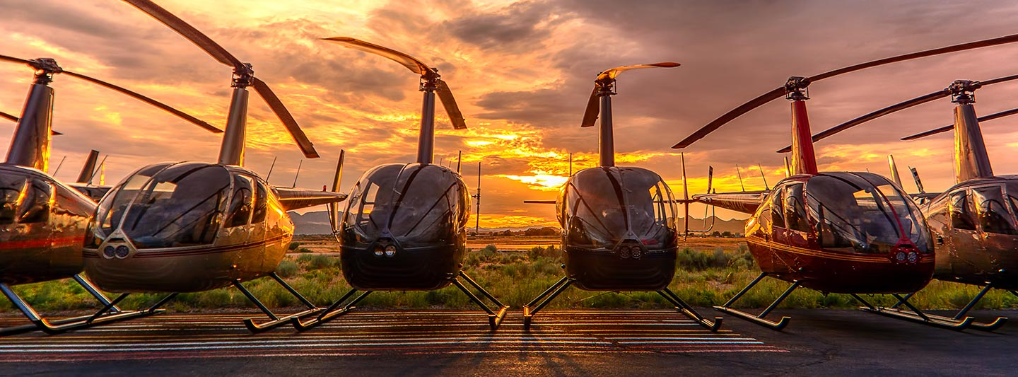 Contact Tucson Helicopter Charters