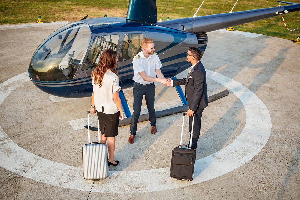 Specialty Helicopter Charters in Tucson